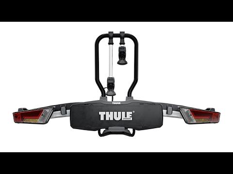 Thule EasyFold XT 2 933 Black видео