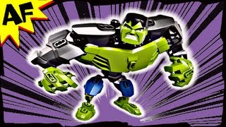 The Hulk Ultra Build 4530 Lego Marvel Avenger Super Heroes Stop Motion Review