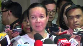 Bongbong Marcos gives 'brotherly advice' to Grace Poe