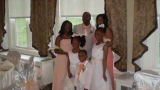 Mr. & Mrs Ware Wedding Reception McCall Country Club Upper Darby, PA.