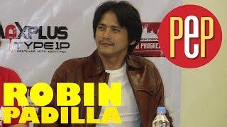 """Robin Padilla on Nilalang leading lady: """"Sa amin nanggaling si Maria Ozawa, e."""""""