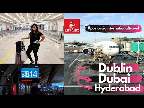 Dublin to India | Post Covid-19 International Travel Experience