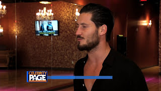 """One on One: Val Chmerkovskiy on """"Dance With Me"""""""