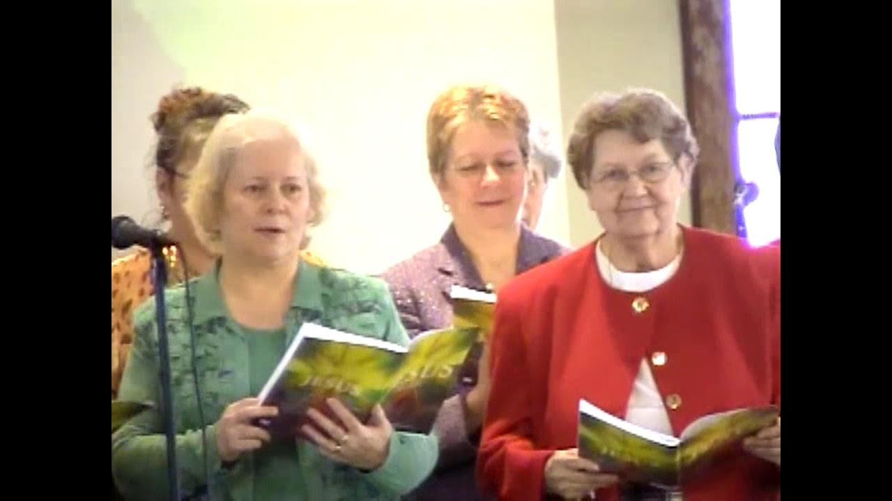 Mooers Wesleyan Christmas Cantata  12-20-09