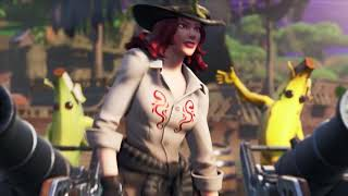 Fortnite Season 8 Gameplay Trailer - Battle Pass, Skins, Cannons, Locations