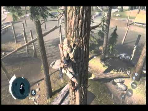 Assasin's Creed III - Feathers in Valley Forge[Frontier] Location Guide - #93