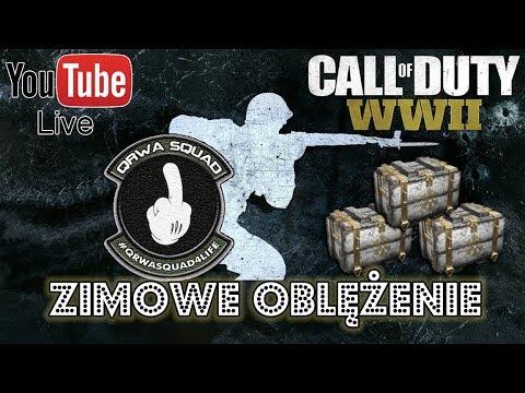 CALL OF DUTY WWII - OTWIERAMY PACZKI