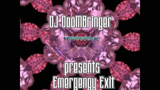 New DJ set from DooMBringer (India) called: Emergency Exit  || Darkpsy | Horrordelic | Galactic Crew