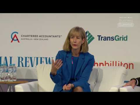 AFR Business Summit 2017 - Risk Appetite for Growth Panel