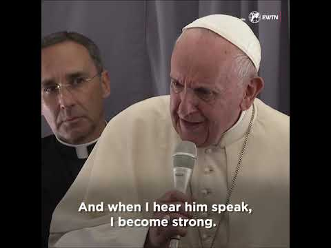 Pope Francis sees Benedict XVI as a grandfather figure