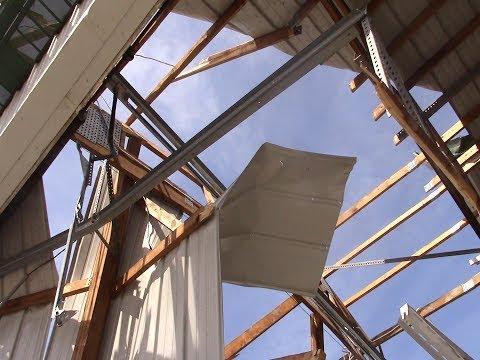 Tornado Tears through Delaware Business