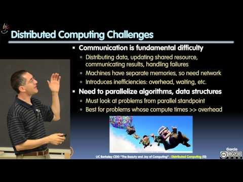Lecture 18 Distributed Computing