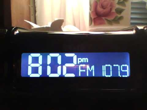 Recording Pittsburgh, PA Radio Stations One Evening