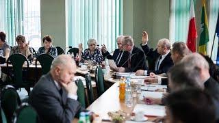 Sesja rady gminy Ostrów Mazowiecka (23.03.2018)
