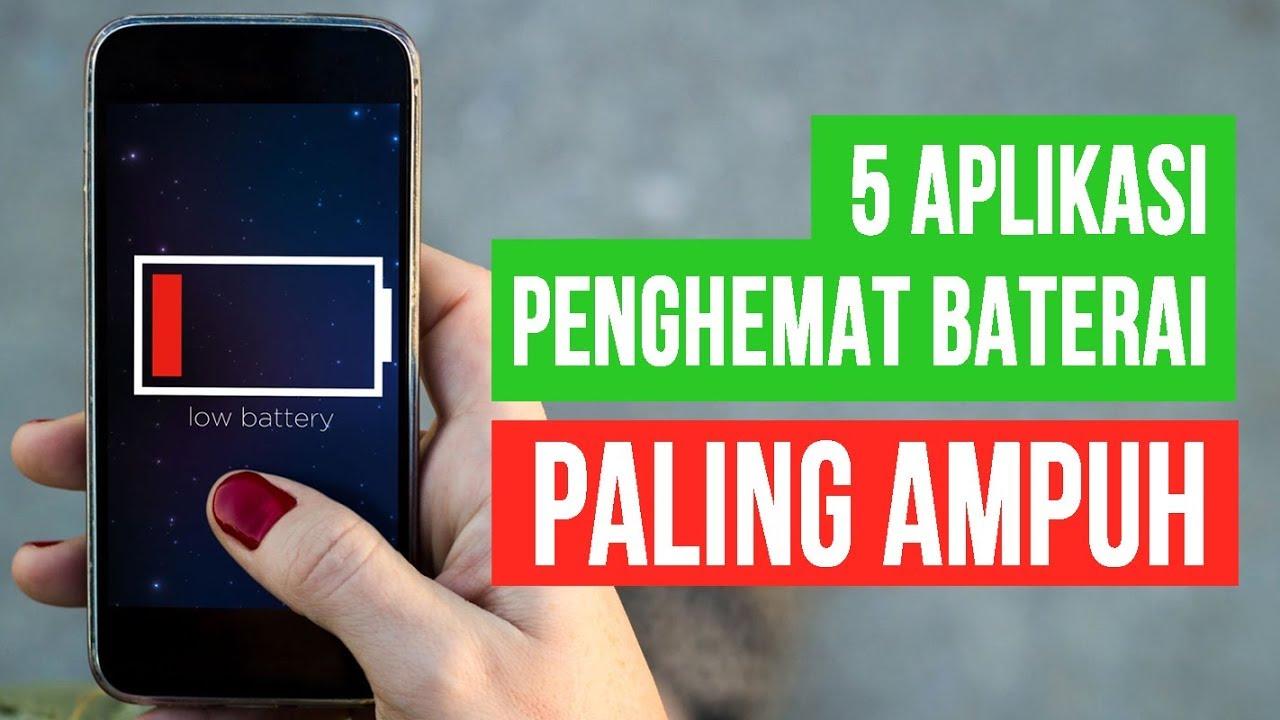5 Aplikasi Penghemat Baterai Android Terbaik Dan Paling Ampuh 100 ...