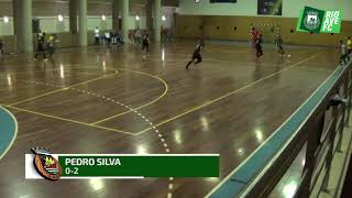 Futsal: São Pedro de Fins 0x2 Rio Ave FC