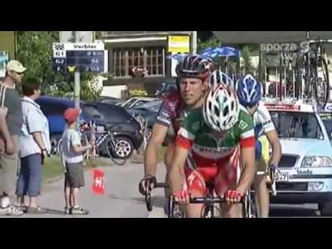 Tour de Suisse 2008 - Verbier