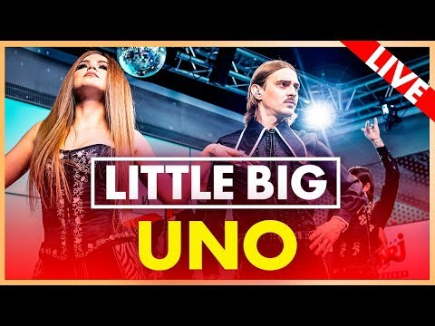 ​@Little Big - UNO Eurovision 2020 (Live @ Радио ENERGY)