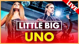 LITTLE BIG - UNO Eurovision 2020 ( live @ Радио ENERGY)