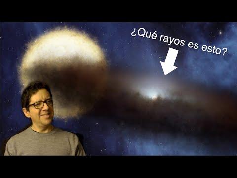 Descubren un Gigantesco Objeto Cerca del Centro de la Vía Láctea