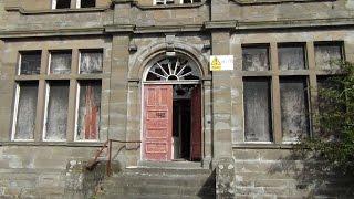 abandoned asylum urbex
