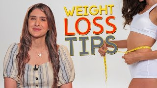 Pooja Makhija's Weight Loss Tips   Ideal Breakfast, Lunch and Dinner for Weight Loss