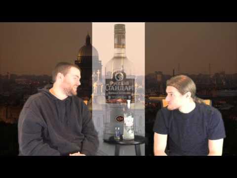 Russian Standard Vodka Platinum Review (Saint Petersburg, Russia)