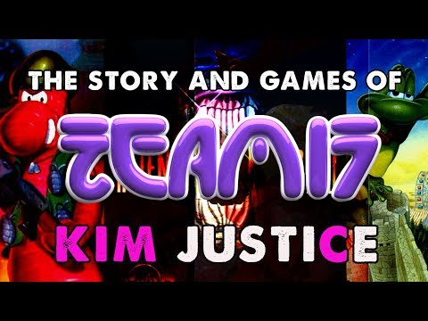The Story and Games of Team17 - Kim Justice