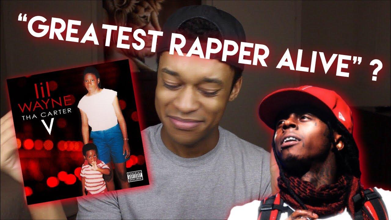 Tha Carter V Full Album Reaction Review Tylor S Listening Party