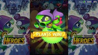 Repeat youtube video Plants vs Zombies Heroes Android iOS Walkthrough - Part 3 - Plant Missions