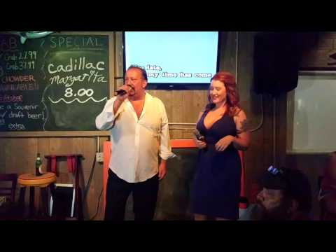Fathers day karaoke!!