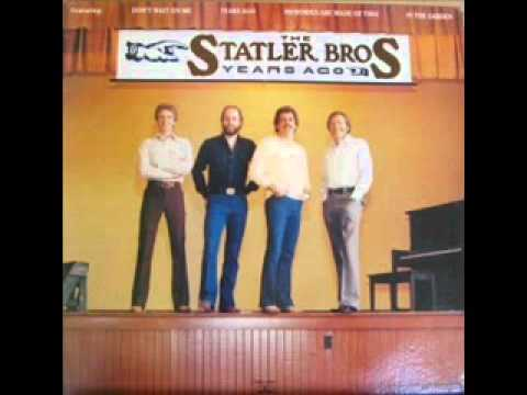 The Statler Brothers - The Official Historian of Shirley Jean Berrell