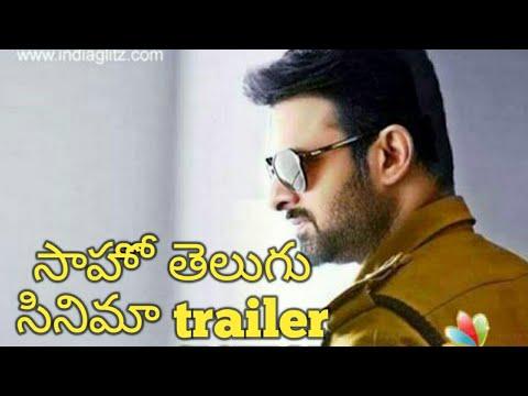 saaho - official #Telugu new 2018 movie trailer prabhas,