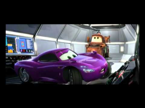 Cars 2 Holley S Hot Tips Youtube