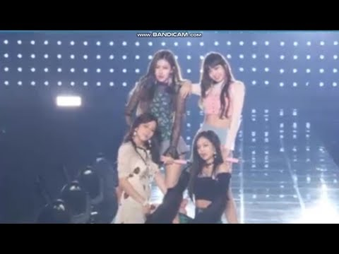 BLACKPINK - 'BOOMBAYAH '&'PLAYING WITH FIRE' 3103 In Tokyo Girls Collection 2018
