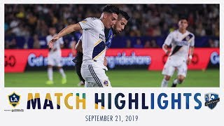 HIGHLIGHTS: LA Galaxy vs. Montreal Impact | September 21, 2019