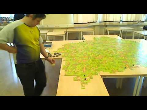 Carcassonne World Record Attempt 2016