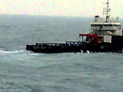 Supply Boat M/V Sealion