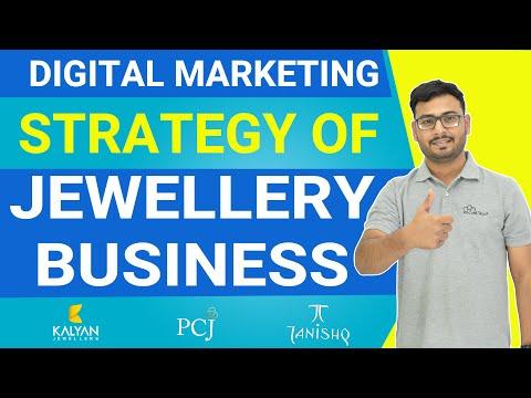 Jewellery marketing | Digital Marketing strategy of Jewellery Business | Jewellery marketing (Rules)