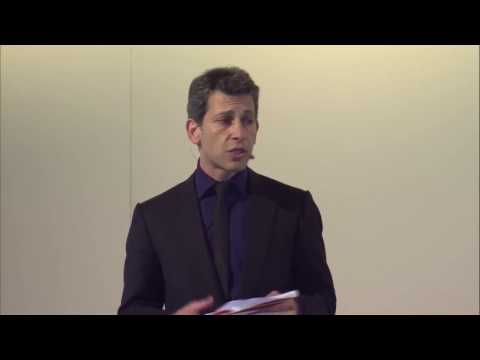 David Rowan on health tech innovation at Technogym Village Opening, Italy