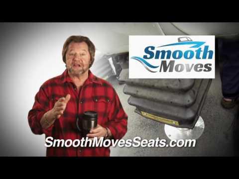 SmoothMove Seat Mounts