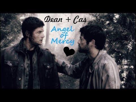 dean&cas ● angel of mercy