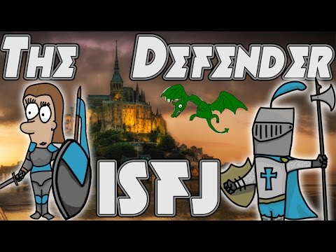 ❤️⚔️ISFJ PERSONALITY TYPE SUMMARY🎁🛡️ - GET TO KNOW YOUR MBTI PERSONALITY TYPE