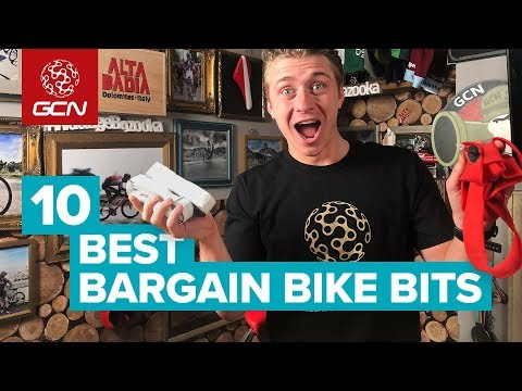 10 Best Value Cycling Accessories