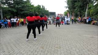 Juara 1 Lomba Poco-Poco Nusantara Puskesmas Kedungmundu