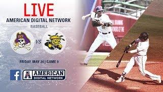 2019 American Baseball Championship: No. 1 ECU vs. No. 8 Wichita State