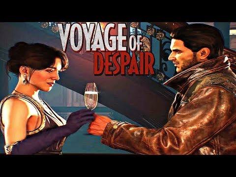 Call of Duty Black Ops 4 - TITANIC GAMEPLAY (Voyage of Despair Zombies Walkthrough)