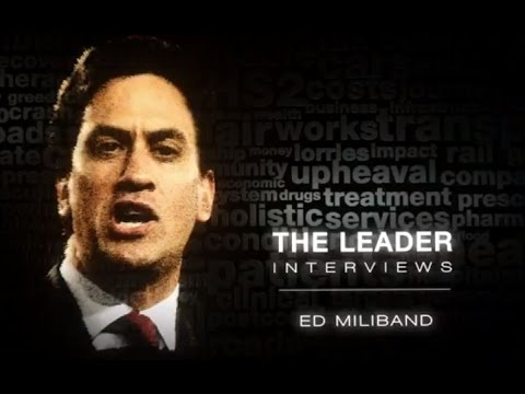 The Leader Interviews: Ed Miliband - BBC Newsnight