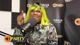 Meli'sa Morgan talks life + music + career with Bobby Simmons @ party1019.com