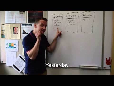 Yesterday, Today, and Tomorrow - ASL